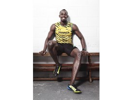 Usain Bolt Editorial Image