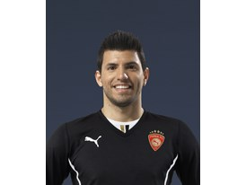 Sergio Agüero is a Proud Member of PUMA FC