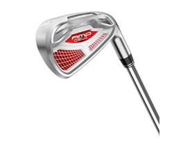 AMP CELL Irons in Red