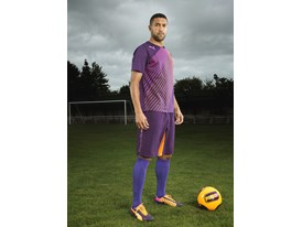 Gaël Clichy Wears the New evoSPEED 1.2 FG