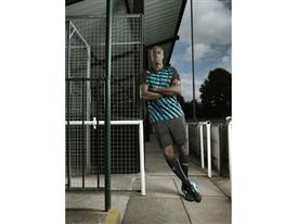 Yaya Touré wears the new PUMA King FG