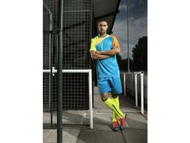 Gaël Clichy Wears Latest PUMA evoSPEED 1.2 Colourway