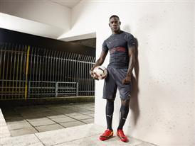 Mario Balotelli evoPOWER Imagery