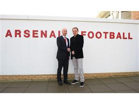 PUMA and Arsenal Announce Long-Term Partnership