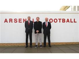 PUMA and Arsenal Announce Long-Term Partnership