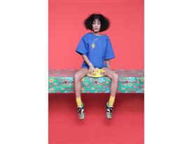 'Girls of the Blaze Disc' Collection by Solange