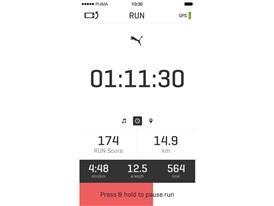 PUMA LAUNCHES VERSION 2.0 OF PUMATRAC MOBILE RUNNING APP