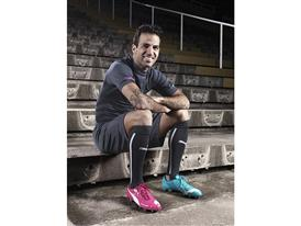 Cesc Fàbregas will wear PUMA evoPOWER Tricks in Brazil