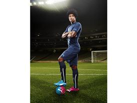 Dante will wear PUMA evoPOWER Tricks in Brazil