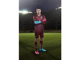Gianluigi Buffon will wear PUMA evoPOWER Tricks in Brazil
