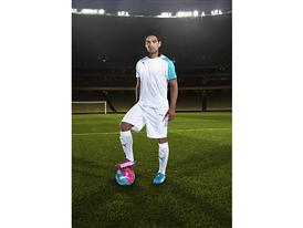 Radamel Falcao will wear PUMA evoSPEED Tricks in Brazil