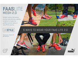 6 Ways to Wear your Faas