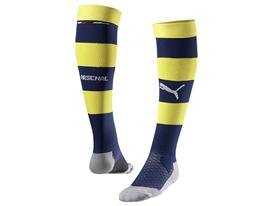 AFC HOOPED SOCKS BLUE YELLOW