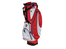 Arsenal Form Stripe Stand Bag