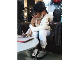 Rihanna Partners With PUMA