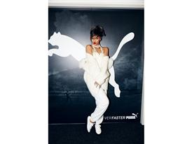 Rihanna Partners With PUMA