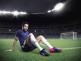 Cesc Fàbregas  wear PUMA's new evoPOWER 1.2