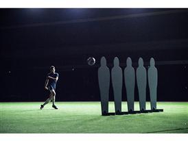 evoPOWER 1.2 Film BTS Image - Cesc Fàbregas