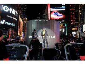 PUMA and Usain Bolt IGNITE Times Square