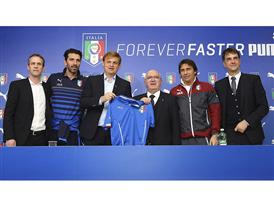 PUMA announces new partnership with the FIGC