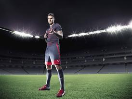 Olivier Giroud wears PUMA's new evoPOWER 1.2_Q2