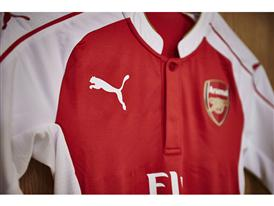 PUMA launches the 2015-16 Arsenal Home Shirt_Product Detail