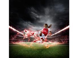 PUMA Launches the 2015-16 Arsenal Home Kit Scott 1