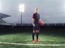Antione Griezmann wears the new PUMA evoSPEED SL Football Boot_3
