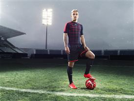 Antione Griezmann wears the new PUMA evoSPEED SL Football Boot_4