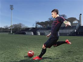 Marco Verratti wears the new PUMA evoSPEED SL Football Boot_1