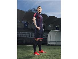 Marco Verratti wears the new PUMA evoSPEED SL Football Boot_4