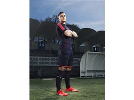Marco Verratti wears the new PUMA evoSPEED SL Football Boot_5