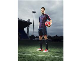 Cesc Fabregas wears the new PUMA evoPOWER 1.2 Football Boot 4