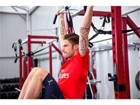 PUMA- Training- Arsenal- Olivier Giroud 01