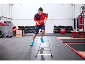 PUMA- Training- Arsenal- Santi Cazorla 01
