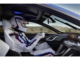 PUMA Partners with BMW to create CSL 3.0 Hommage R Concept Driver