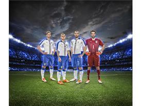 PUMA Campaign Image - Dreamteam