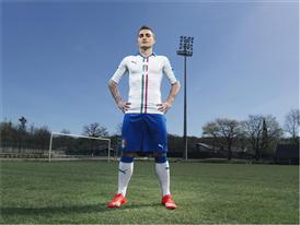 FIGC & PUMA Launch The New Italy Away Kit_Verratti_2