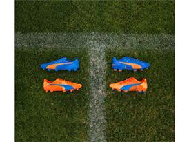 PUMA Launched the new H2H Duality Football Boots in Orange and Blue_2