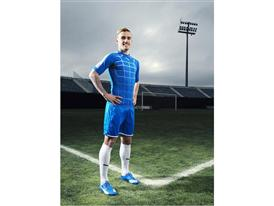 Griezmann Wears the New PUMA evoSPEED SL_5