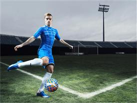 Griezmann Wears the New PUMA evoSPEED SL_2