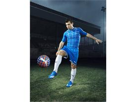 Aguero Wears the New PUMA evoSPEED SL_5