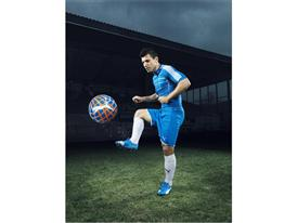 Aguero Wears the New PUMA evoSPEED SL_2