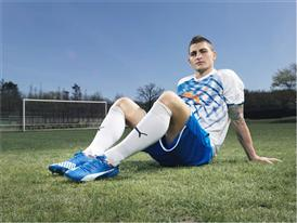 Verratti Wears the New PUMA evoSPEED SL_5