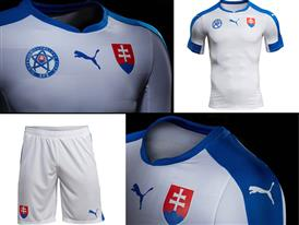 PUMA & SFZ Launch the New Slovakia Home Kit