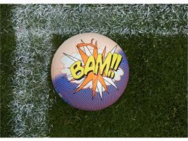 PUMA Launch New evoPOWER Pop Art Football Ball