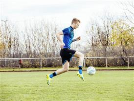 Marco Reus wears the new evoSPEED SL 4