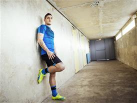 Marco Verratti wears the new evoSPEED SL 1