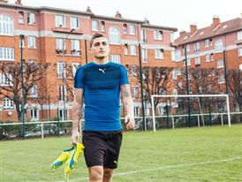 Marco Verratti wears the new evoSPEED SL 2