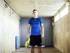 Marco Verratti wears the new evoSPEED SL 4